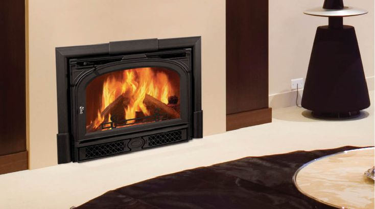 Vermont Castings Montpelier Non Catalytic Wood Burning Insert Up To 1 500 Sq Ft Heating