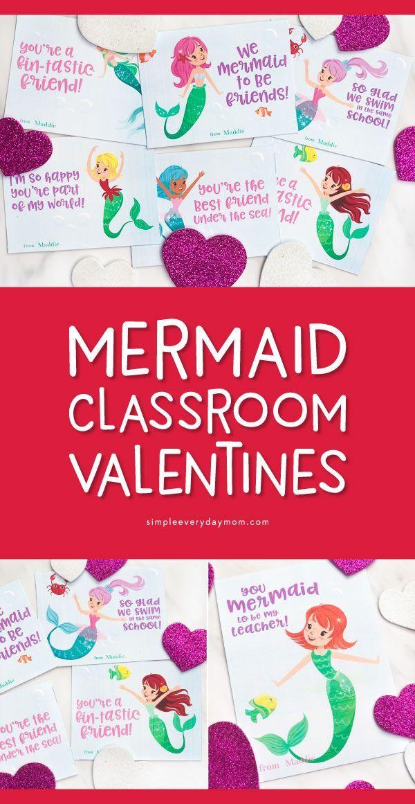 11 Printable Valentines Cards Boys & Girls Will Love | Preschool ...