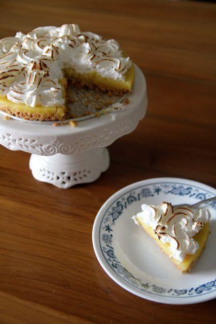 No Bake Lemon Meringue Pie. | recipes | Pinterest