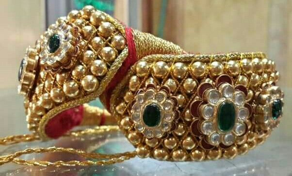 Royal punach by Dulhan jewellers Pali Call 9828283403