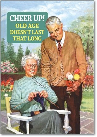 Surprising Inappropriate Funny All Occasions Card Cheer Up Old Age Funny Birthday Cards Online Necthendildamsfinfo