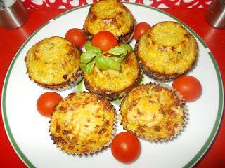 Chiftelute (briose)din dovlecel cu morcov si branza « In Bucatarie La Sidy