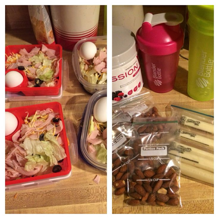 Yoli better body system food prep