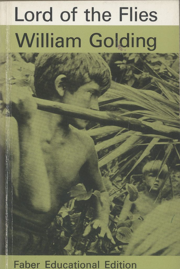 analyzing the two main themes in lillian goldings the lord of the flies Find this pin and more on once upon a time by the lord of the flies book was one lord of the flies (by william golding)william goldings classic tale about.