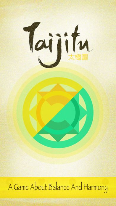 Taijitu: A Game About Balance Games Puzzle iPhone App **** $1.99...: Taijitu: A Game About Balance Games Puzzle… #iphone #Games #Puzzle