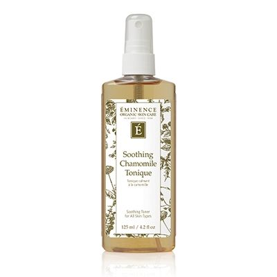 A soothing and calming toner to use alone or with enzyme, glycolic and lactic peels for all skin types, particularly normal to oily skin. Soothing herbs will restore the skin's balance. Cruelty-free and formulated without parabens, sodium lauryl sulfates, animal by-products, synthetic dyes, petrochemicals, phthalates, GMOs and triclosan. Retail Size: 4.2 oz / 125 ml