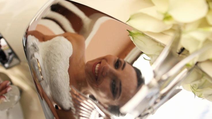 bride face reflection, Wedding Videography, Cinematography  http://diegopocovi.com/wedding-cinematography