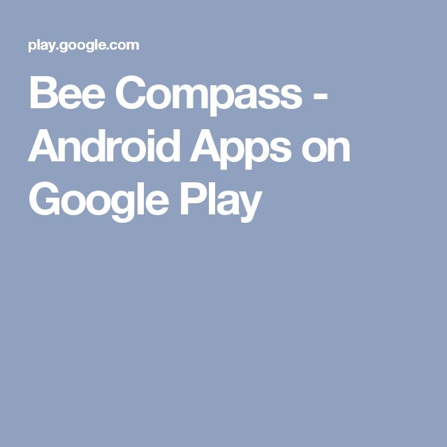 Bee Compass - Android Apps on Google Play