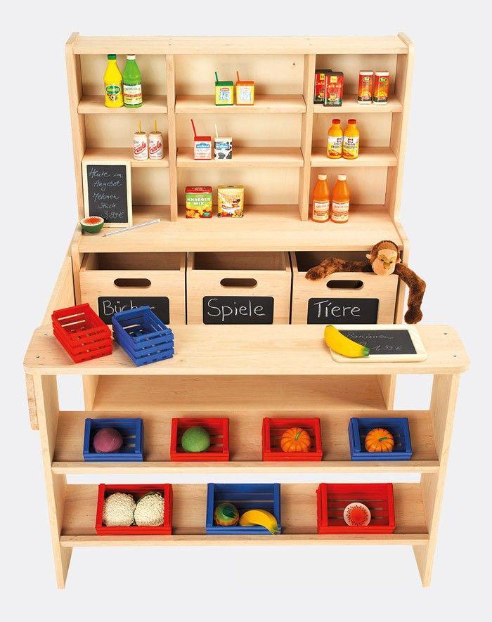 best 25+ kaufladen holz ideas only on pinterest | kinderküche holz, Moderne