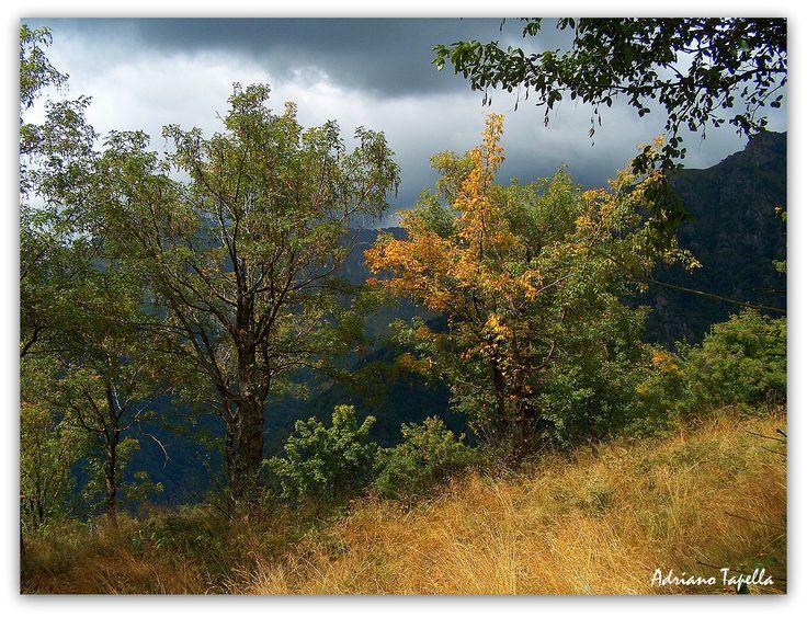 Valsesia, la Valle più verde d'Italia: Tra sole e temporale - Traciora di Cervatto