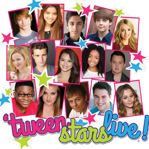 Get Up Close and Personal with Tween Stars Live in select Canadian Cities! #TweenStarsLive