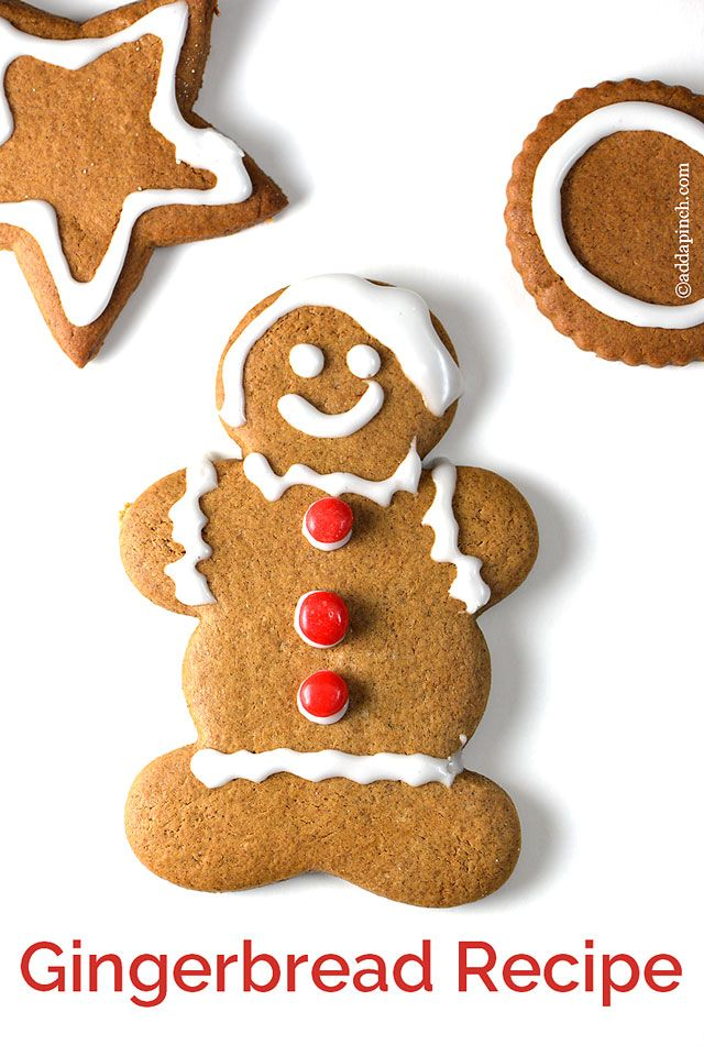 Gingerbread Cookies | Recipe | Gingerbread, Gingerbread Cookies and ...