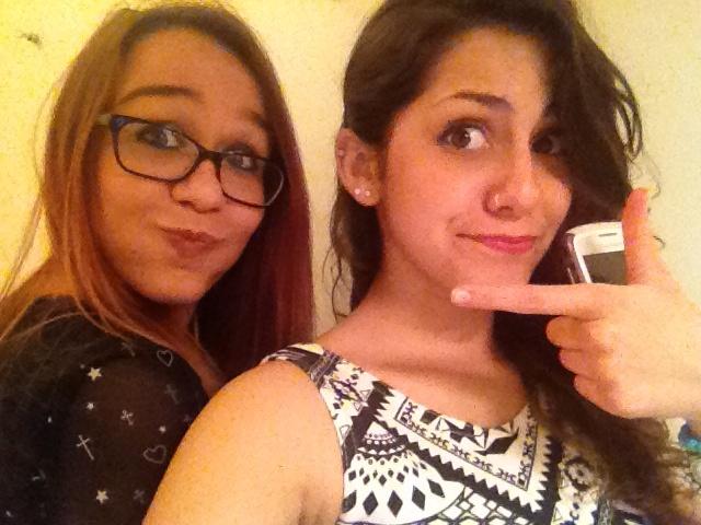 Me and Valentina :)
