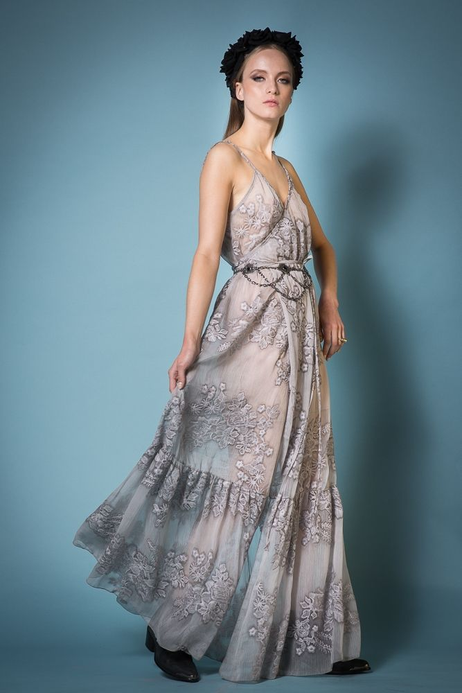 June wrap dress - Dresses - NIDODILEDA