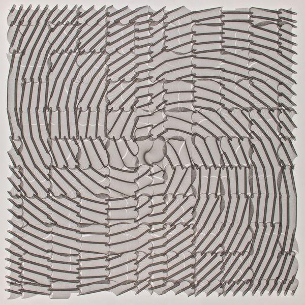 Jean-Pierre Hebert, 'Spiral from Affine Space Operations,' 1987, Dedee Shattuck Gallery