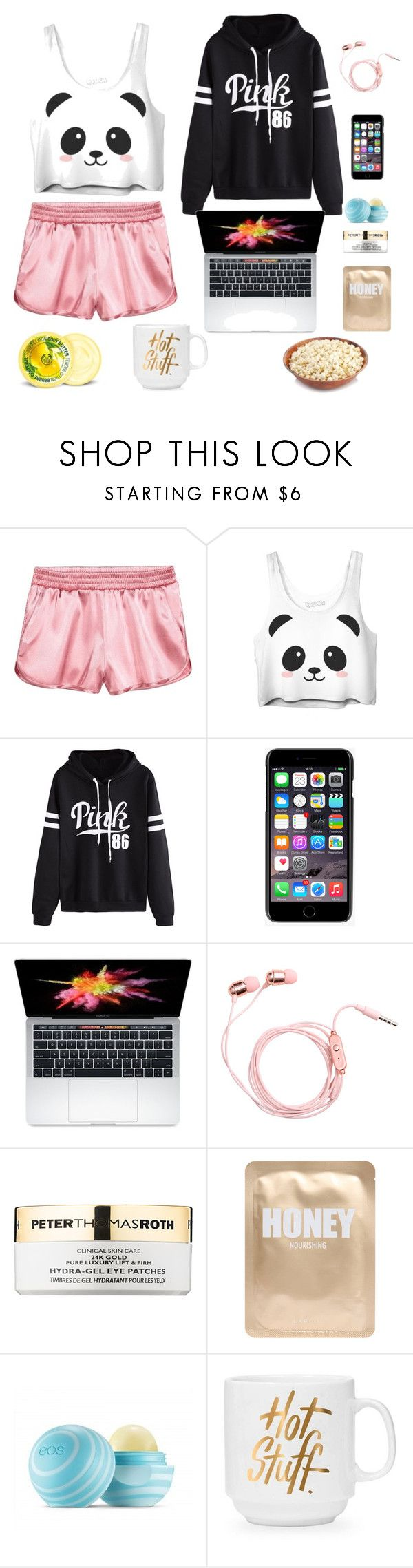 """""""comfy night"""" by shivani-arvind on Polyvore featuring interior, interiors, interior design, home, home decor, interior decorating, WithChic, Dolce&Gabbana, Peter Thomas Roth and Lapcos"""