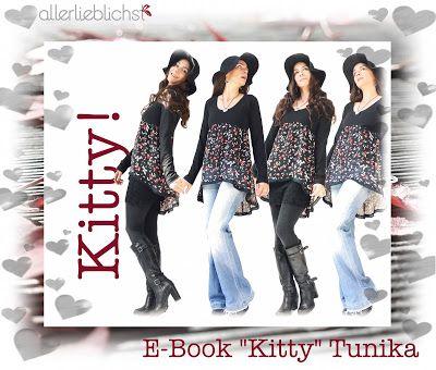 13 best Kitty Tunika images on Pinterest   Kätzchen, Tunika und ...
