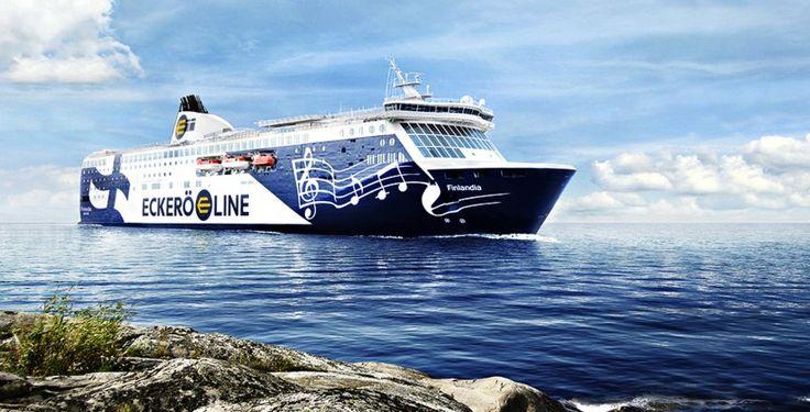 Schiff Eckerö Line