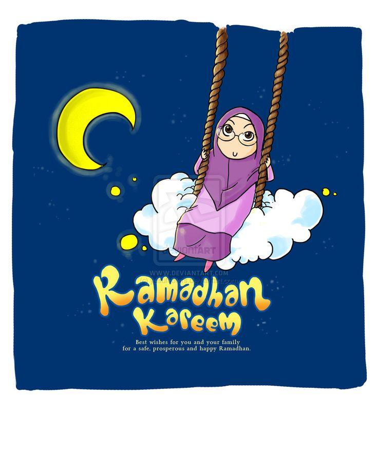 Ramadhan Kareem by yusufcolors.deviantart.com on @deviantART