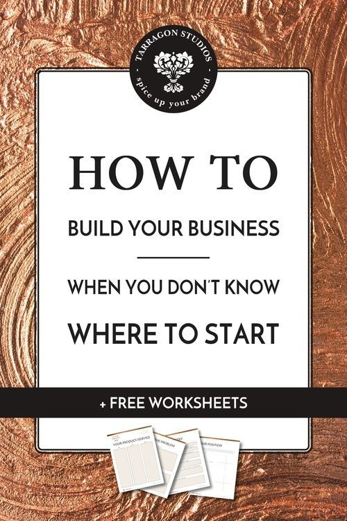 "Do you have so many business ideas that you just don't know where to start? Do you look around at blogs, ETSY shops, or other small businesses and think to yourself, ""I can do that."" Well, guess what? You can! Download your free worksheets to get starte"