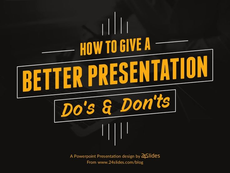 To really engage and grab your audience's attention, you will have to re-evaluate old presentation techniques and be bold enough to incorporate new, better ones. Nobody wants to listen to a robot. Give them all the facts by all means, but stay personable. Read more www.24slides.com/blog/