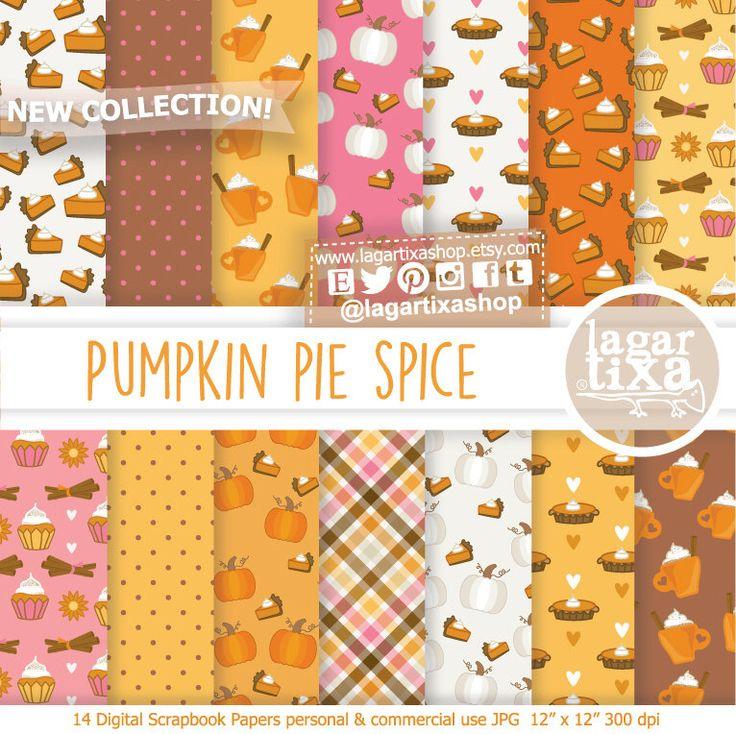 Un favorito personal de mi tienda Etsy https://www.etsy.com/mx/listing/484670385/fondos-pay-de-calabaza-especias-postres #PumpkinSpice #autumnseason #spices #recipeblog #cupcakes #Bakery #deserts #littlepumpkin #design #invites