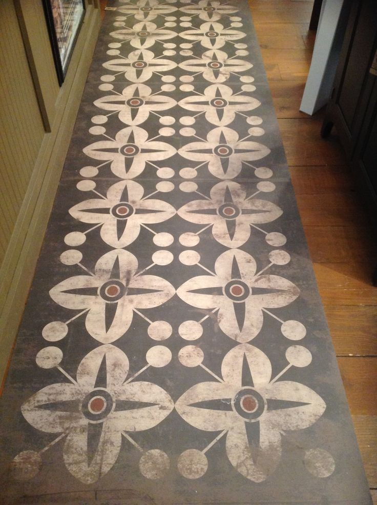 57 Best Images About Floor Cloths On Pinterest Primitive