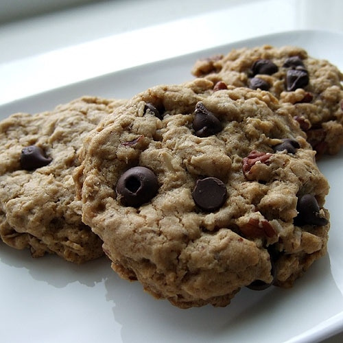 Cowboy Cookies  (Gluten, Corn and Dairy Free - of course!)
