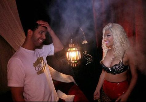 Image result for nicki and drake 2012