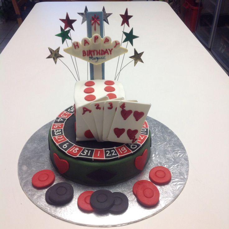 Best 75+ Casino Cakes Images On Pinterest