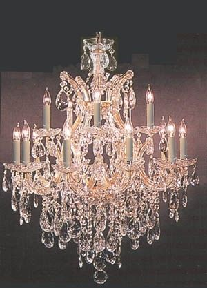 The Most Beautiful Crystal Chandelier I Have Seen Bling Dr Hall On Call