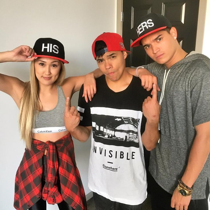D-trix, Alex Wassabi and Lauren