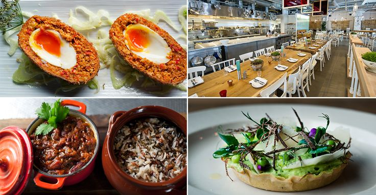 London's veggie food scene has blossomed in recent years, with more unique and delicious offerings than ever before. Meat-free fare is in, and food lovers – meat eaters and herbivores alike – are travelling to the capital to sample new menus. From moreish Middle Eastern delights to sprouting salads and burgers, we bring you the creme-de-la-creme of vegetarian eats in London.