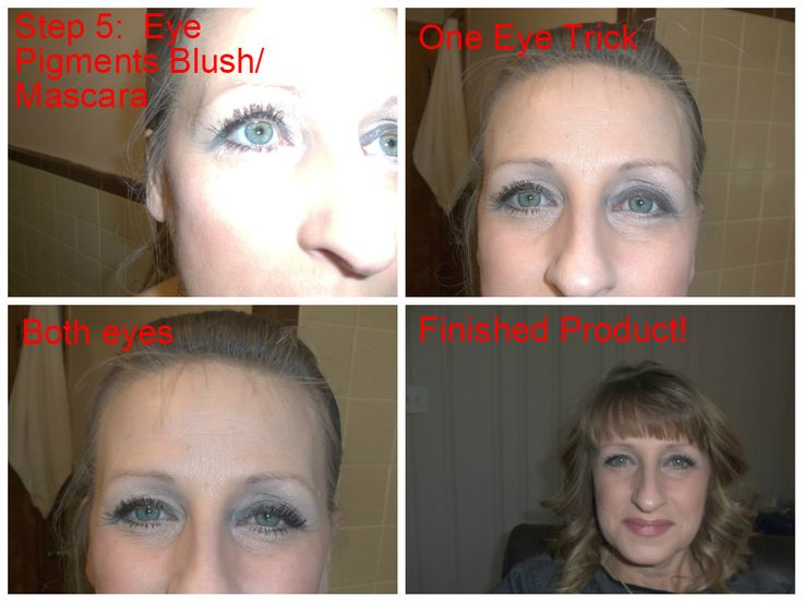 Steps in applying Younique products.  Interested contact me @LashesbyLouise.com