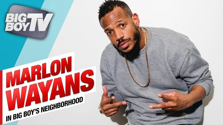 Marlon Wayans on His Upcoming Netflix Special & Trump's State of The Union - https://www.mixtapes.tv/videos/marlon-wayans-on-his-upcoming-netflix-special-trumps-state-of-the-union/