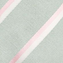 Buy Thomas Pink Devis Stripe Woven Tie, Green/Pink Online at johnlewis.com