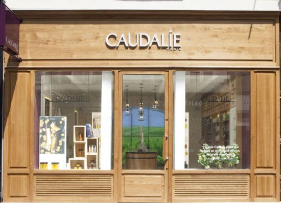 Le Spa Caudali, dans le Marais, http://journalduluxe.fr/spa-caudalie-paris/
