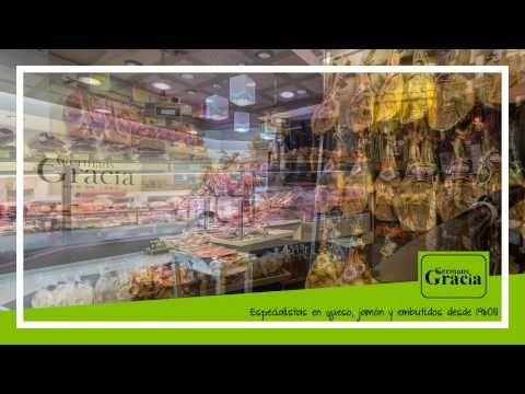 Si todavía no la conoces presentamos:  La tienda de los Germans Gracia en TRAVESSERA.  Si quieres #comprar #jamón #queso #embutidos de primera calidad sólo tienes que pedirlo!