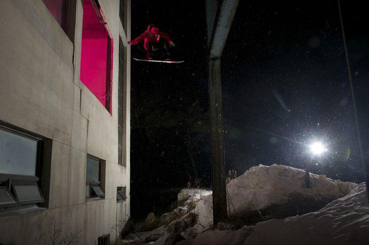 Snowboarder - Kim Hwannyun BY Korea photographer Manchul Kim