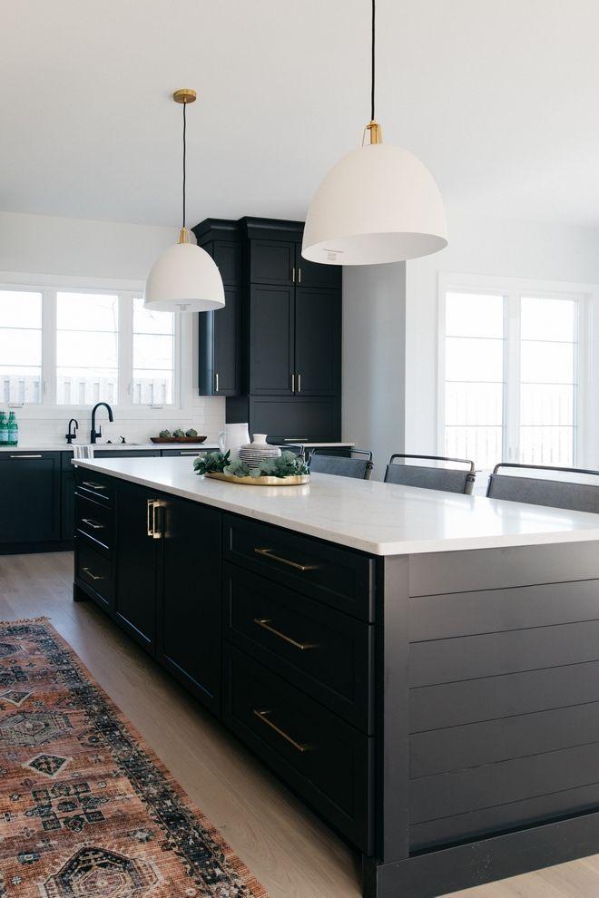 23++ Black kitchen islands info