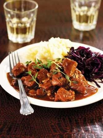 03 - CARNE - TIP El platillo más recomendado para este término es lomo de cerdo en salsa o adobo. El corte es muy tierno, no cae pesado al estómago y en combinación con dos guarniciones es una comida bastante equilibrada.