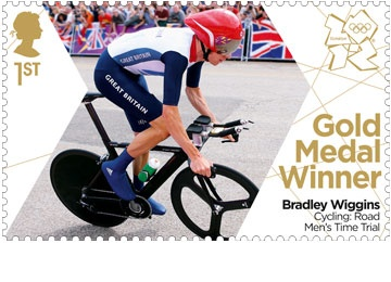 Olympic gold medal winners stamps!
