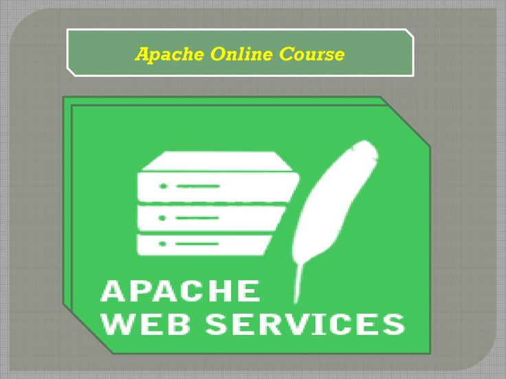 Apache Online Course  Apache CXF is an open source services framework. CXF helps develop services using front end programming APIs. These services use a variety of protocols such as SOAP, XML/HTTP and RESTful HTTP.