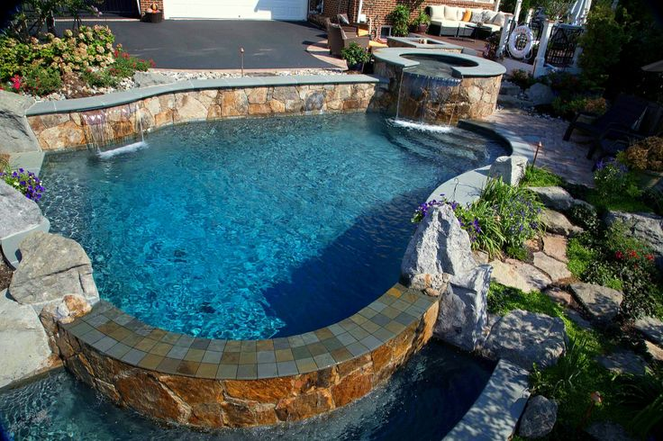 42 best finish for pools water color images on pinterest for Blue world pools