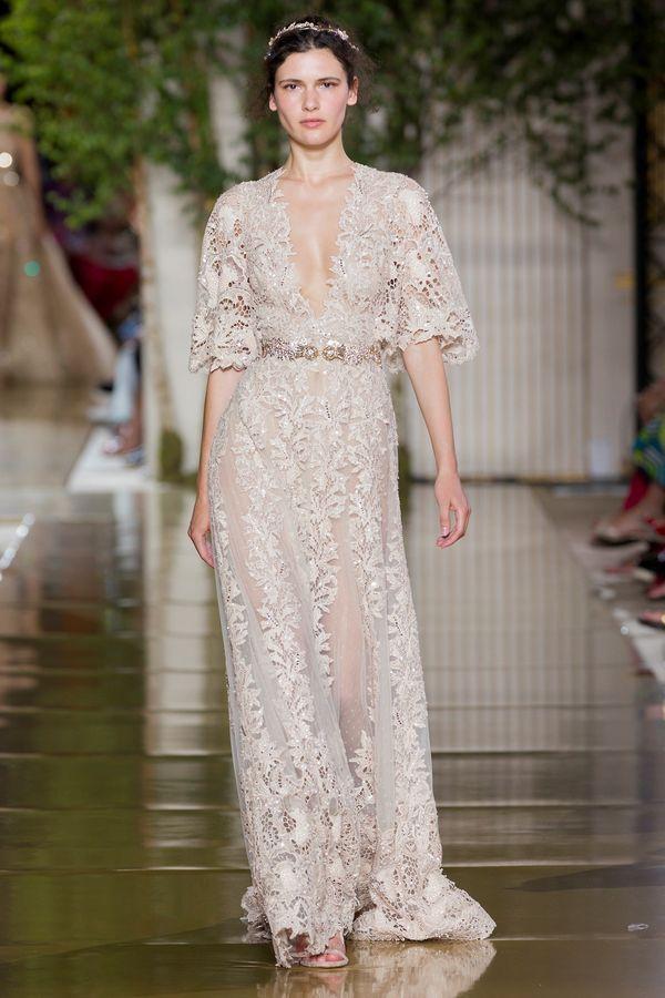 Zuhair Murad i kolejna piękna kolekcja haute couture - jesień/zima 2017/18