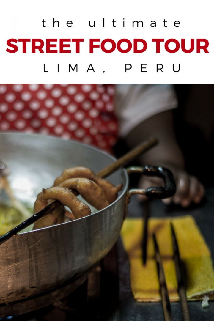 A Street Food Tour in Lima with Urban Adventures - Travel Outlandish