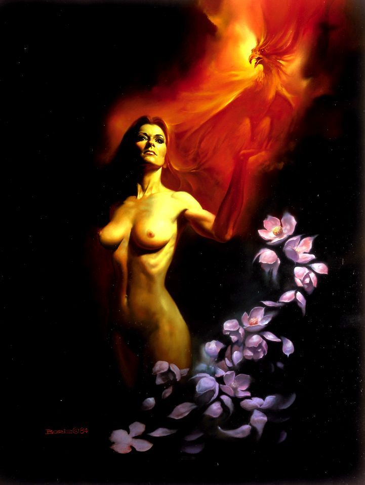 Boris vallejo nude, very very young girls xxx