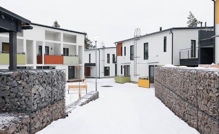 As.oy. Espoon Vuorikallio, Espoon kaupungin Hurraa-tunnustuspalkinto, vuoden rakennusteko 2014.
