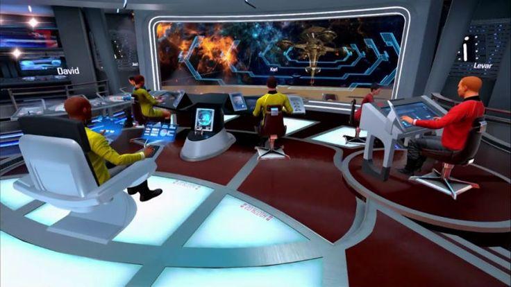 VR game Star Trek: Bridge Crew has been delayed to March 14 2017.