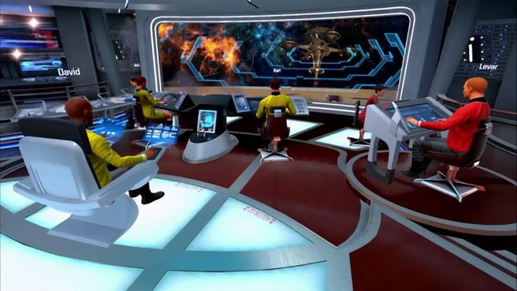 VR game Star Trek: Bridge Crew has been delayed to March 14 2017.